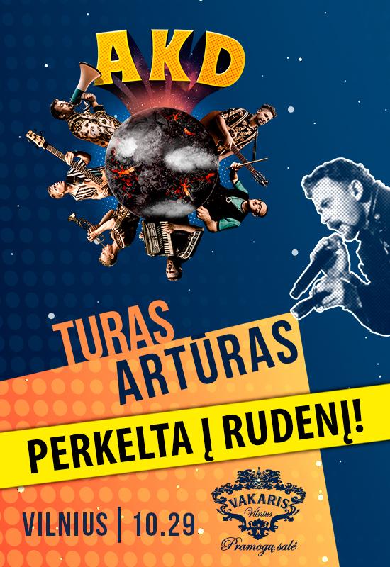 ANTIKVARINIAI KAŠPIROVSKIO DANTYS x Turas Artūras